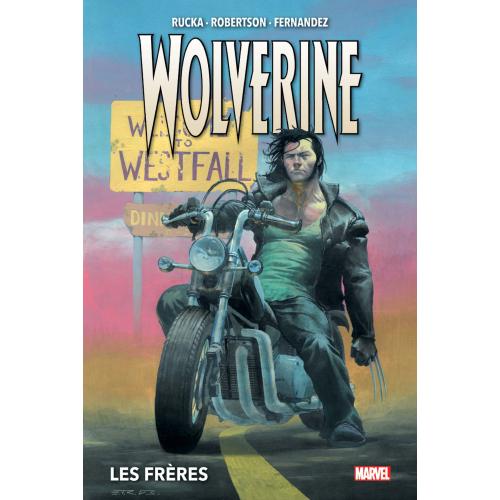 WOLVERINE TOME 1 (VF)