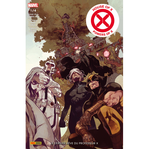 HOUSE OF X 1 ÉDITION VARIANTE (VF)