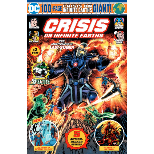 CRISIS ON INFINITE EARTHS GIANT 2 (VO)