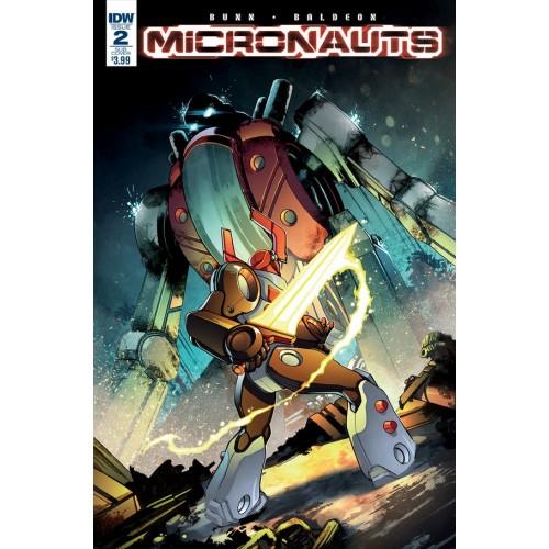 Micronauts 2 (VO)