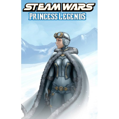 Steam Wars : Princess Legends 1 (VO)