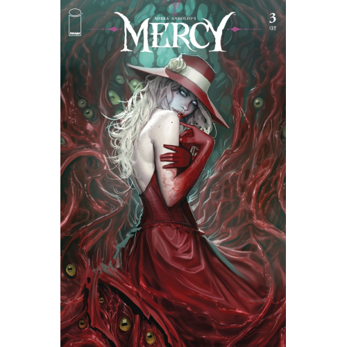 MIRKA ANDOLFO MERCY 3 (OF 6) CVR B SEJIC (MR) (VO)
