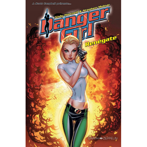 DANGER GIRL RENEGATE (VF)