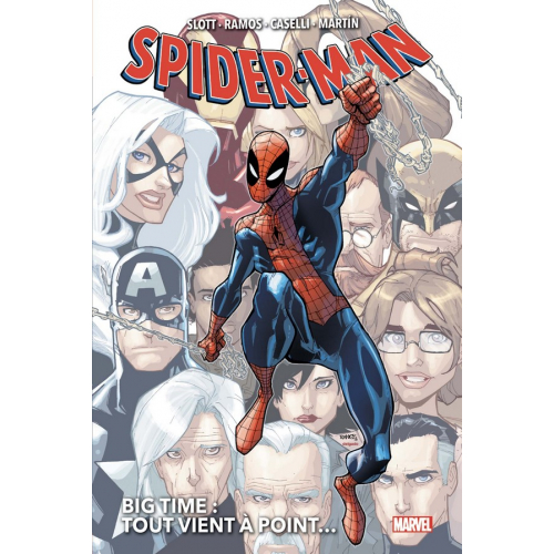 SPIDER-MAN : BIG TIME TOME 1 (VF)