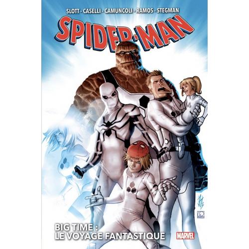 SPIDER-MAN : BIG TIME TOME 2 (VF)