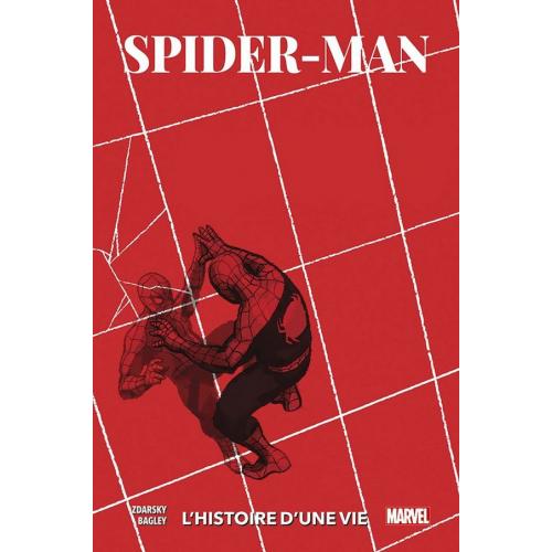 SPIDER-MAN : L'HISTOIRE D'UNE VIE (VF) Couverture Variante 1990