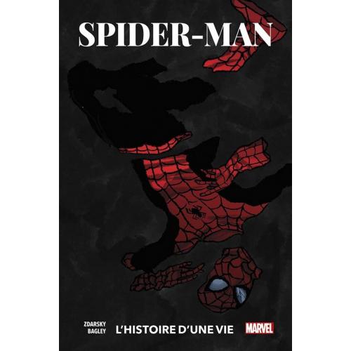 SPIDER-MAN : L'HISTOIRE D'UNE VIE (VF) Couverture Variante 2010