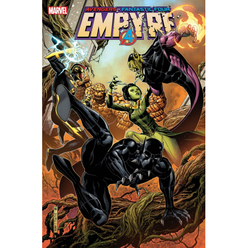 EMPYRE 3 (OF 6) (VO)
