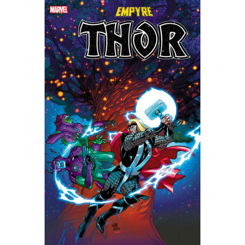 EMPYRE THOR 1 (OF 3) (VO)