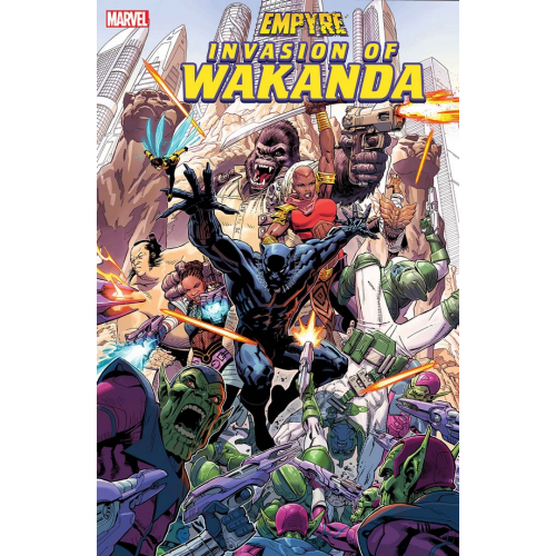 EMPYRE INVASION OF WAKANDA 1 (OF 3) (VO)