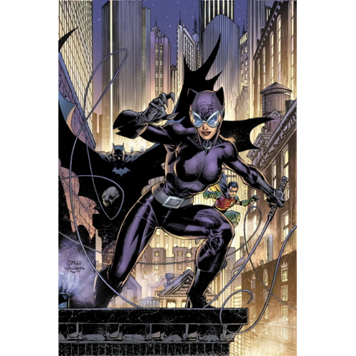 CATWOMAN 80TH ANNIVERSARY 100-PAGE SUPER SPECTACULAR 1 (VO) 2000 - JIM LEE
