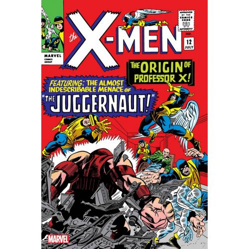 X-MEN 12 FACSIMILE EDITION (VO)