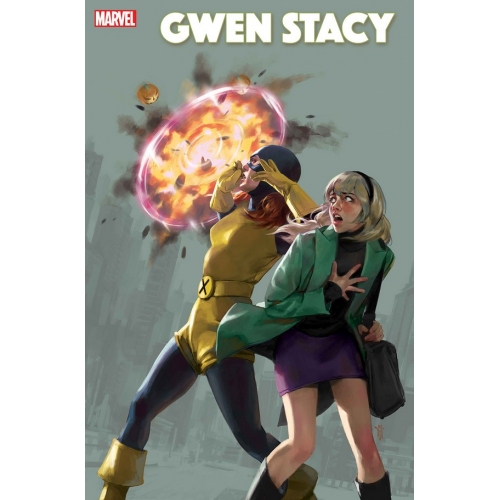 GWEN STACY 4 (OF 5) (VO)