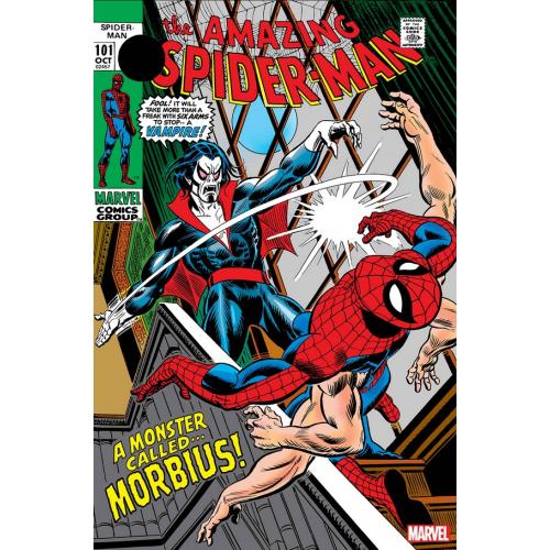 AMAZING SPIDER-MAN 101 FACSIMILE EDITION (VO)