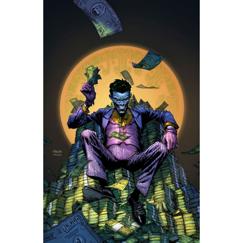 THE JOKER 80TH ANNIVERSARY 100-PAGE SUPER SPECTACULAR 1 (VO) 1950 - DAVID FINCH