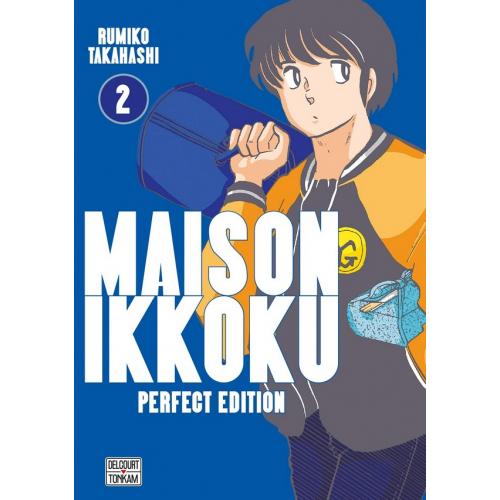 Maison Ikkoku Perfect Edition Tome 2 (VF)
