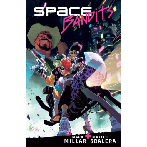 SPACE BANDITS (VF)