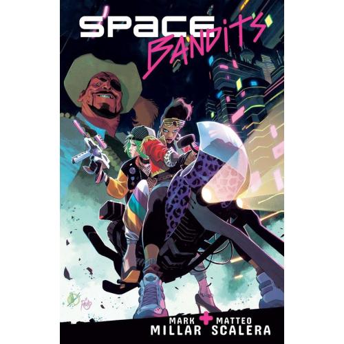 SPACE BANDITS (VF)