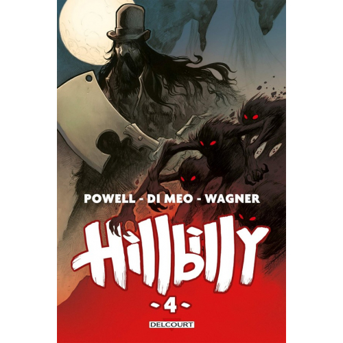 Hillbilly Tome 4 (VF)
