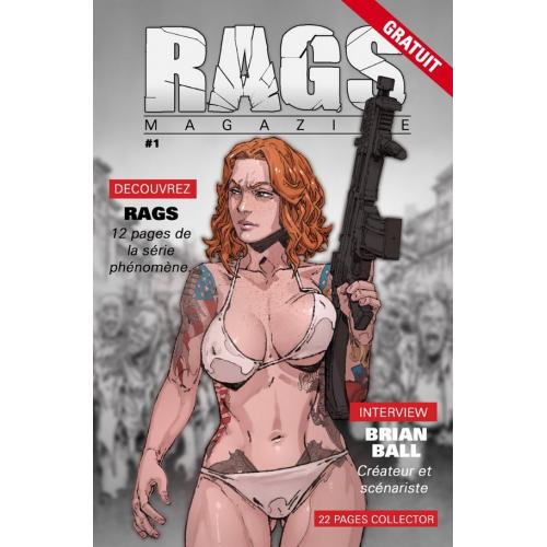 RAGS tome 1 Bikini Edition (VF) (Second tirage) - 150 ex