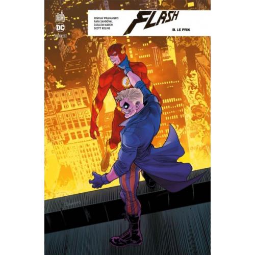 Flash Rebirth Tome 8 (VF)