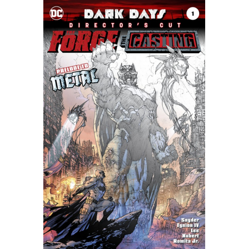 DARK DAYS THE FORGE & THE CASTING DIRECTORS CUT 1 (VO)