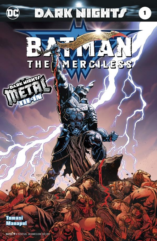 Batman : The Drowned 1 (VO) - METAL