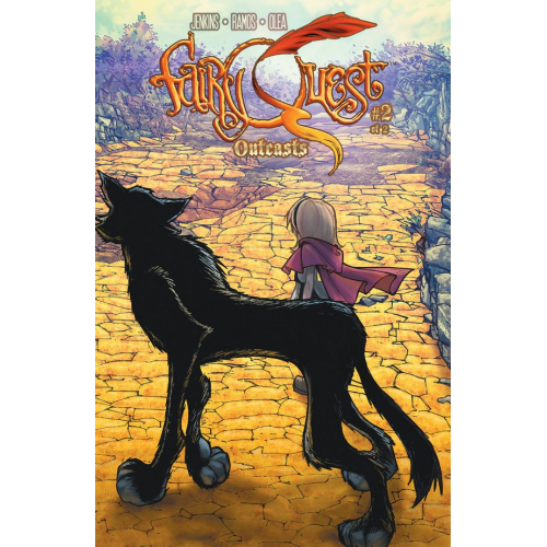 FAIRY QUEST OUTCASTS 2 (VO)