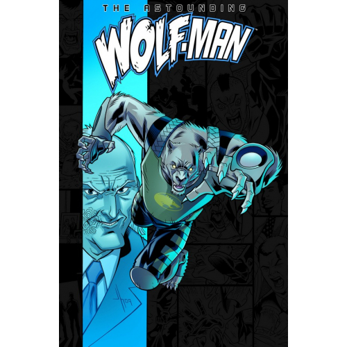 ASTOUNDING WOLF MAN TP VOL 03 (VO) occasion