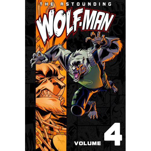 ASTOUNDING WOLF MAN TP VOL 04 (VO) occasion