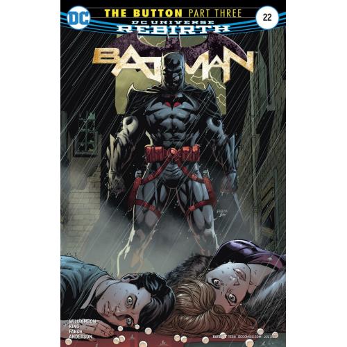 Batman 22 The Button Part 3 (VO)
