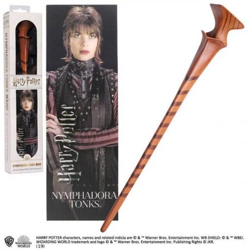 Harry Potter - Réplique baguette Nymphadora Tonks 30 cm