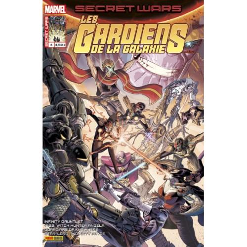 SECRET WARS : LES GARDIENS DE LA GALAXIE 4 (VF)