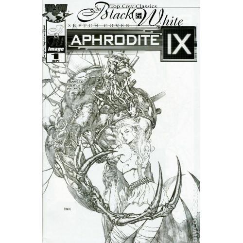 Top Cow Classics In Black and White - Aphrodite IX 1 (VO)