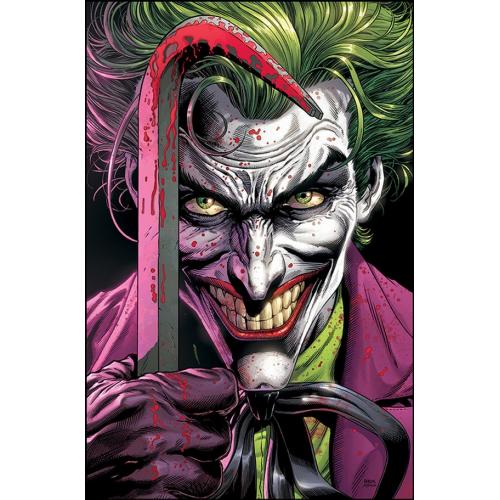 BATMAN : THREE JOKERS 1 (VO) GEOFF JOHNS - JASON FABOK - DC BLACK LABEL