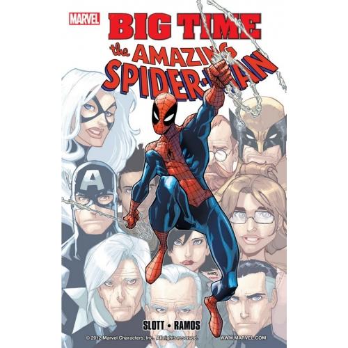 Spider-Man : Big Time (VO)
