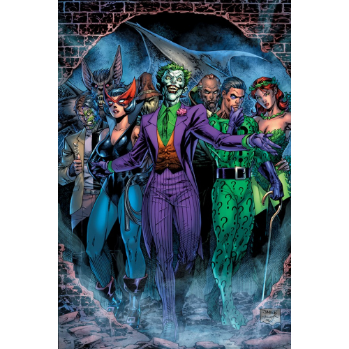 THE JOKER 80TH ANNIVERSARY 100-PAGE SUPER SPECTACULAR 1 (VO) 1970 - JIM LEE & SCOTT WILLIAMS