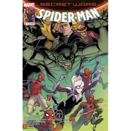 SECRET WARS : SPIDER-MAN 4 (VF)