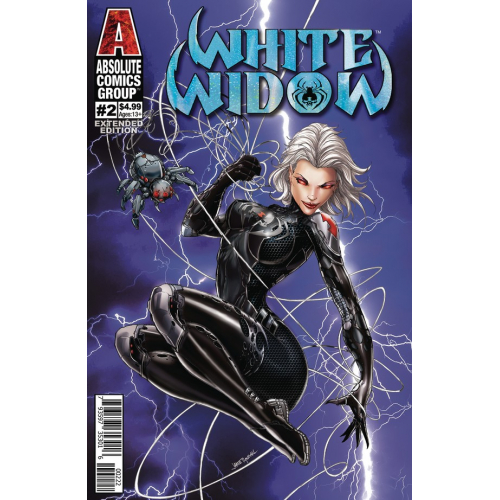 WHITE WIDOW 2 (VO) JAMIE TYNDALL