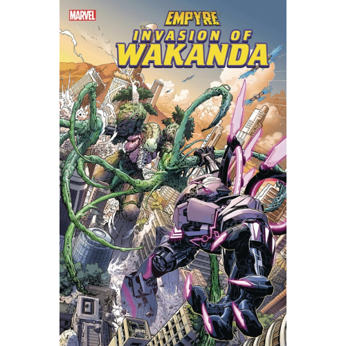 EMPYRE INVASION OF WAKANDA 2 (OF 3) (VO)