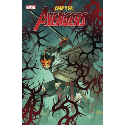 EMPYRE AVENGERS 3 (OF 3) (VO)