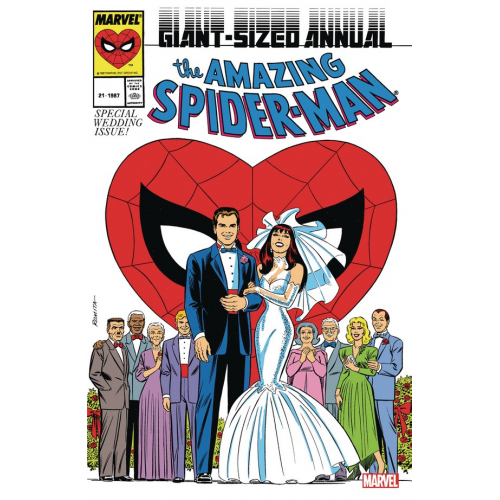 AMAZING SPIDER-MAN ANNUAL 21 FACSIMILE EDITION (VO)