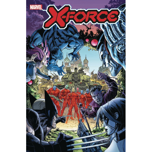 X-FORCE 12 (VO)