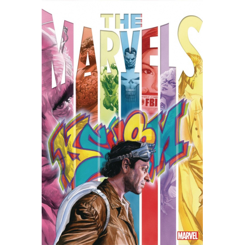 THE MARVELS 2 (VO)