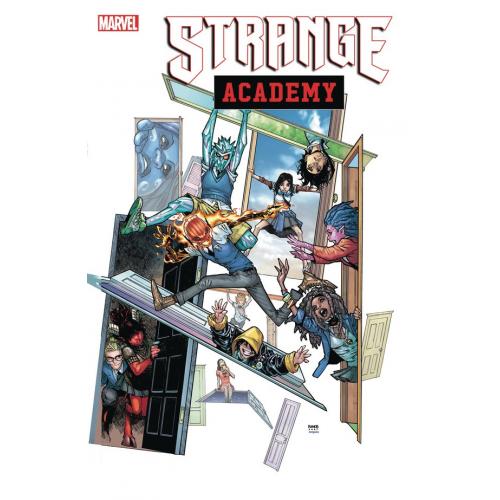 STRANGE ACADEMY 4 (VO)