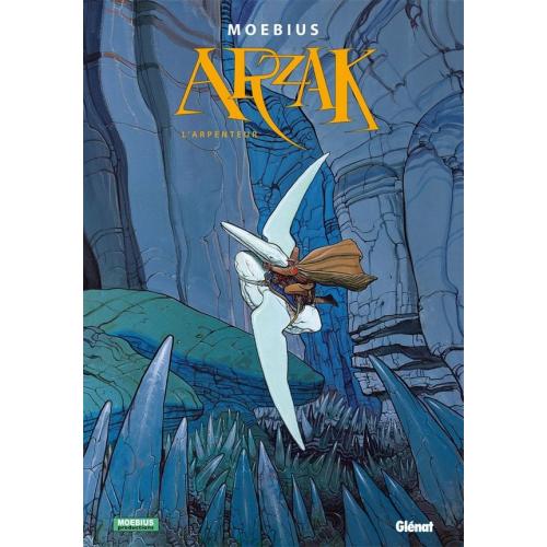 ARZAK TOME 1 - L'APRENTEUR - MOEBIUS - VF