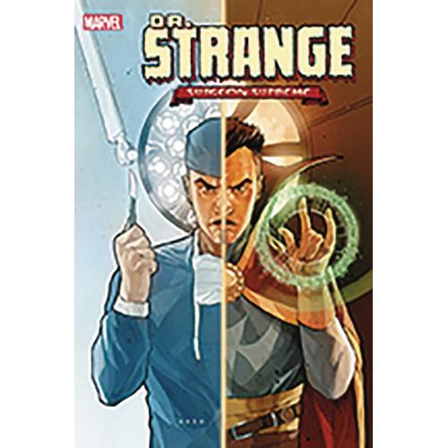 DOCTOR STRANGE SURGEON SUPREME 1 (VO) Signé par MARK WAID