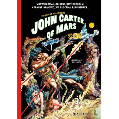 John Carter of Mars - L'intégrale 1977 - 1978 (VF)