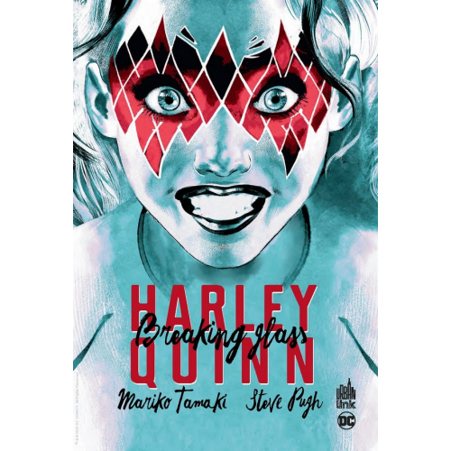 Harley Quinn : Breaking Glass (VF)