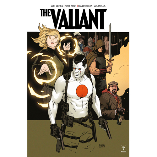 The Valiant tome 1 (VF) nouvelle edition